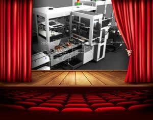 (K)ein Theater mit der (virtuellen) Inbetriebnahme