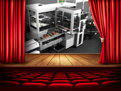 Was haben die Inszenierung eines Theaterstückes und virtuelle Inbetriebnahme gemeinsam