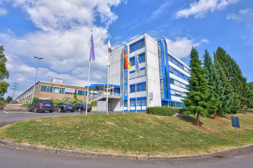 DALEX Firmengebäude