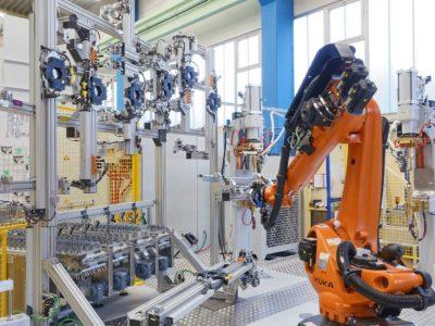 Roboterprogrammierung und Robotersimulation bei DALEX