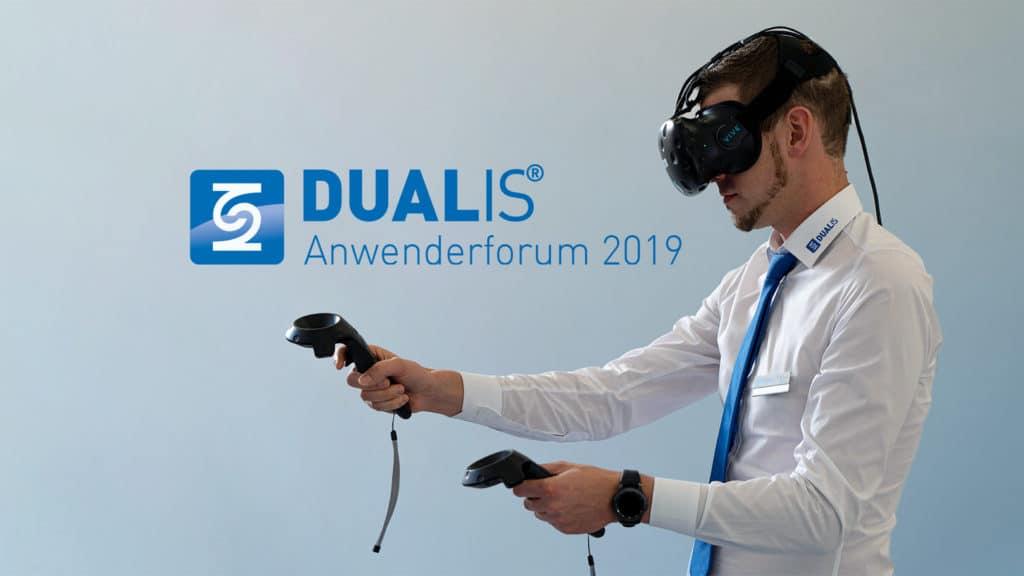 DUALIS Anwenderforum 2019: Vernetzt. Interagiert. Mitgestaltet. – Teil 2