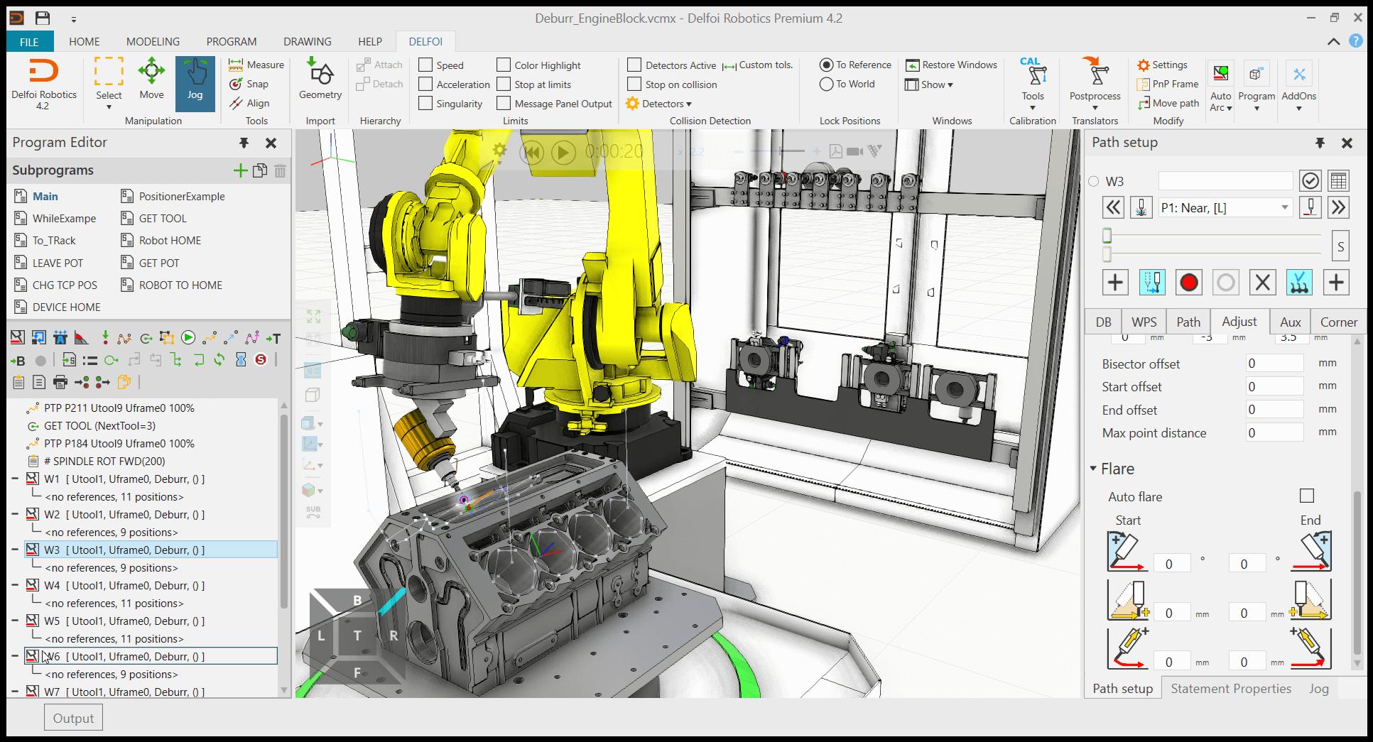 Delfoi Robotics Software - Delfoi CUT