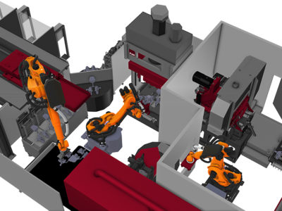 Visual Components Referenzbericht Fill GmbH Sondermaschinenbau